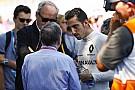 Formula E Buemi se disculpó por su exabrupto ante la TV en Montreal