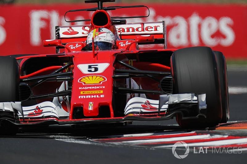Vettel, Ferrari'nin lastik avantajına sahip olduğunu düşünmüyor