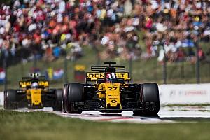 F1 Noticias de última hora Hulkenberg niega que se haya tirado a menos con Palmer de compañero