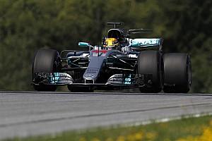 Formula 1 Practice report Austrian GP: Hamilton leads Verstappen in FP1