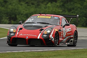 PWC Race report Road America PWC: James scores maiden GTS win for Panoz