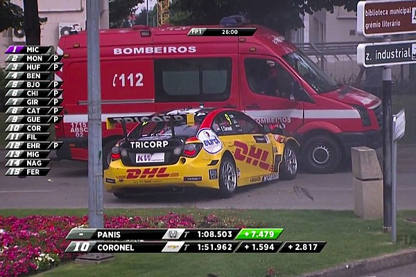 WTCC FIA заинтересовалась трассой в Вила-Реале после аварии Коронеля