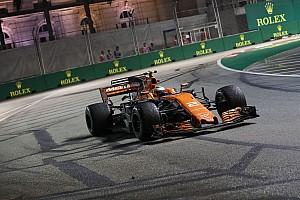 Formule 1 Réactions Vandoorne est resté