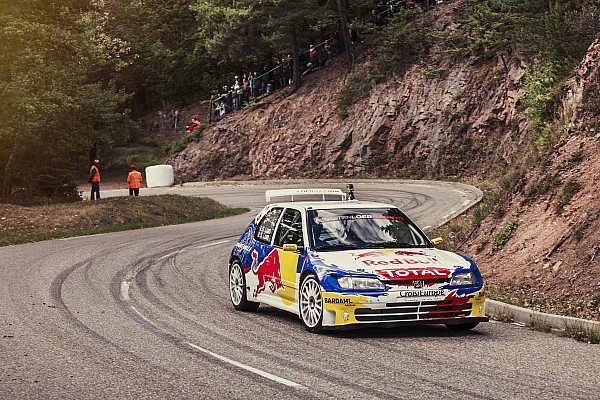 Peugeot 306 Maxi von Sebastien Loeb: Der Neustart