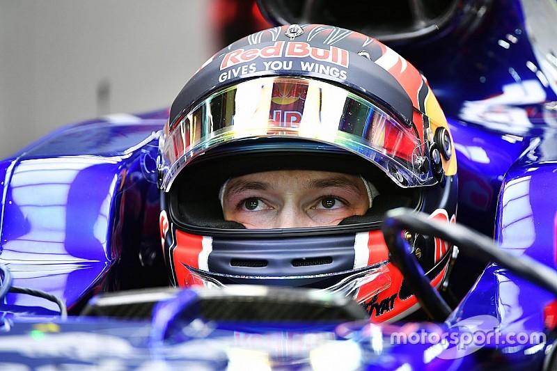 Kvyat moving closer to 2019 Toro Rosso F1 seat