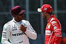 Formula 1 Hamilton says Vettel