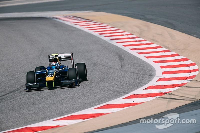 Латіфі очолив другий день тестів Ф2 у Бахрейні