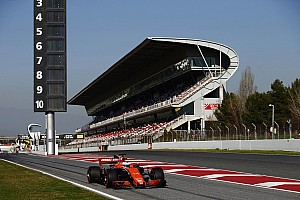 Formula 1 Breaking news Barcelona, Hungary to host 2018 in-season tests