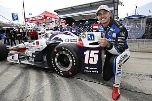 IndyCar Qualifying report IndyCar Detroit: Rahal cetak pole, Gutierrez P19
