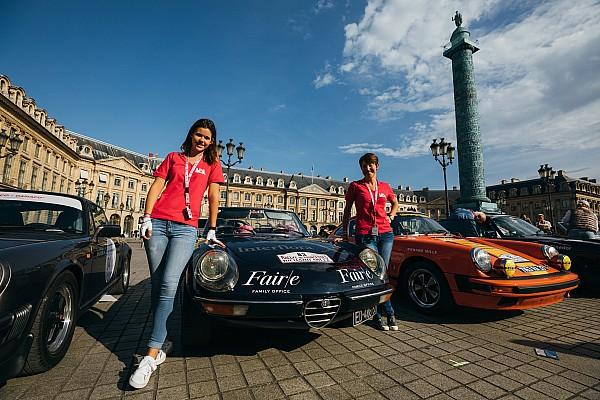 100 Crews bei der Richard Mille Rallye des Princesses in Frankreich