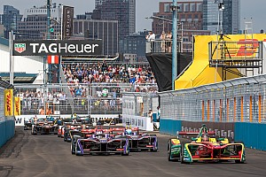 Formula E Breaking news Formula E could get electric touring car support series