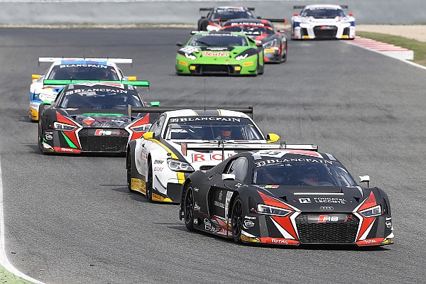 Sprint Cup round at Zolder: home race for the Team WRT and quite a few of its drivers