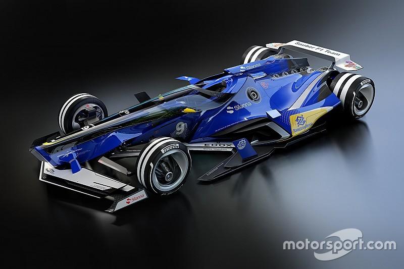 Sauber покажет фото машины за два дня до презентации