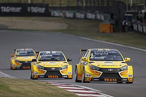 WTCC Breaking news Lada set to leave WTCC at the end of 2016