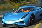 A beteg állat Koenigsegg Regera: Forza Horizon 3 Vs. DriveClub