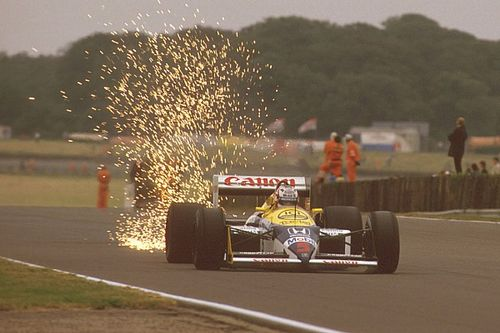 The Mansell F1 record that Verstappen didn't quite beat