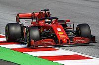 """Vettel : La Ferrari est """"déjà bien mieux"""" qu'avant"""