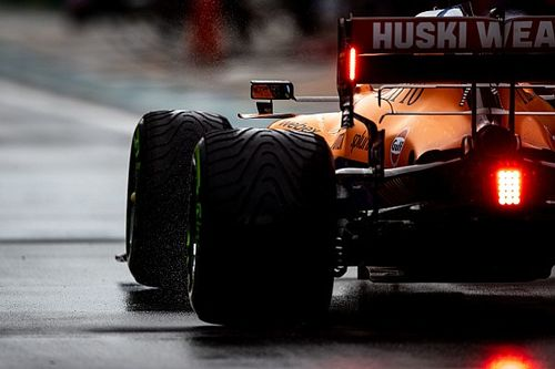 McLaren's mistake in Russian GP not only its weather forecast