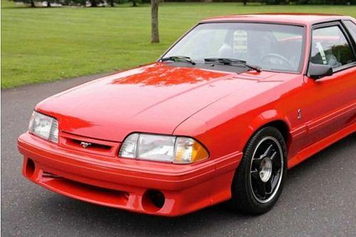 Régebben diszkont áron adták, most 40 millióért cserélt gazdát egy harmadik generációs Mustang