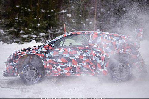 WRC: le vetture ibride 2022 dovrebbero esordire entro maggio