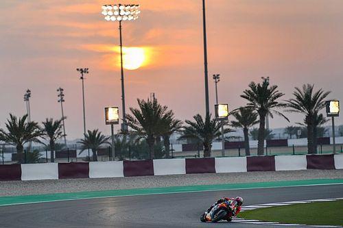 Aleix Espargaró y Aprilia sorprenden en el primer día de test en Qatar