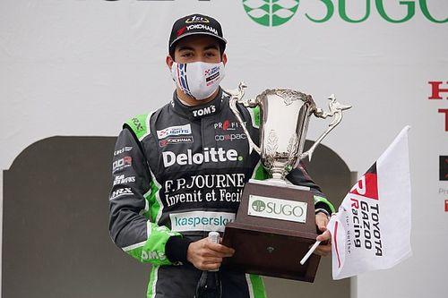 スーパーフォーミュラ・ライツ:第4大会SUGOはアレジが3戦2勝も、選手権首位の名取がリード拡大