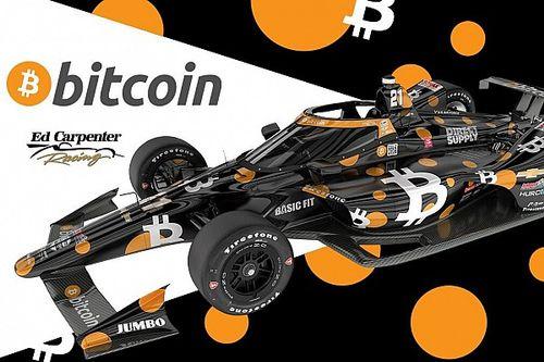 VeeKay verwelkomt Bitcoin als hoofdsponsor voor Indy 500