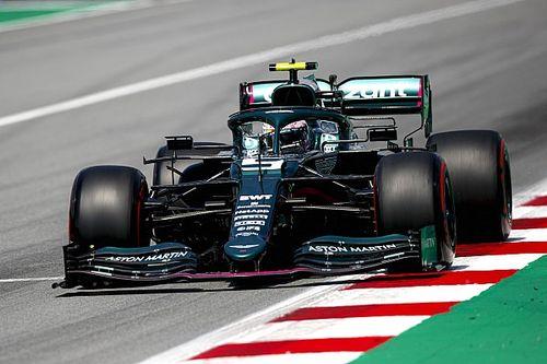Működnek a fejlesztések, Vettel ismét célba vette a Q3-mat