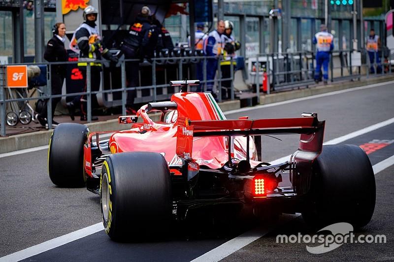 Ferrari: питання легальності двигуна «повністю закрите»
