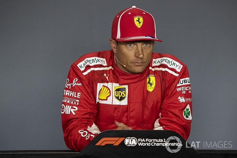 Kimi Räikkönen élu