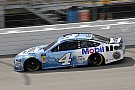 NASCAR sends six cars to aerodynamic testing