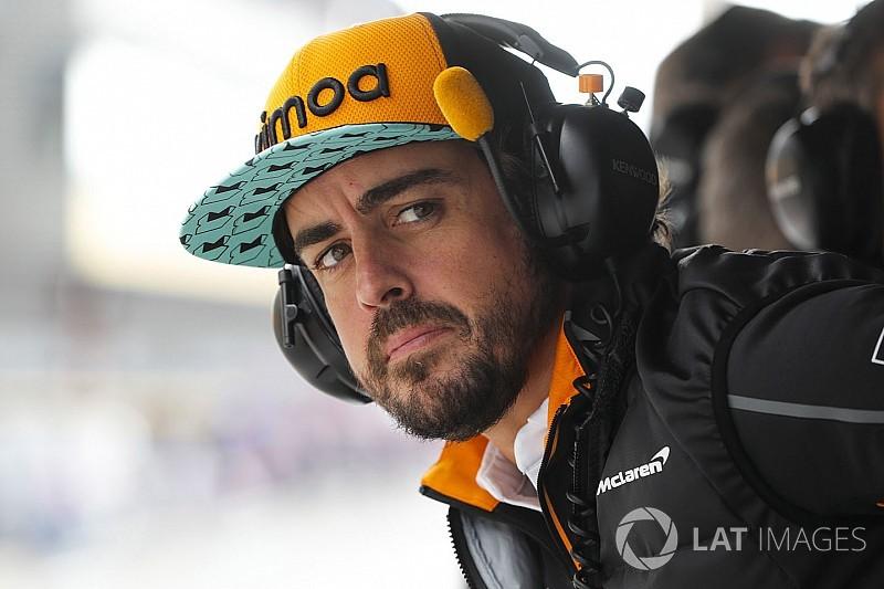 Alonso explica por qué rechazó a Red Bull