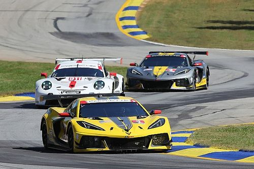 """Garcia on Corvette at PLM: """"If this is a bad result, I'll take it"""""""