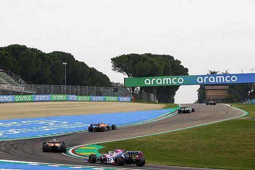 Así llega cada equipo al GP de Emilia Romagna de Fórmula 1 2021