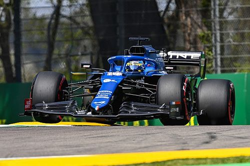 """Alonso leerde in andere klassen: """"Kan weinig improviseren in F1"""""""