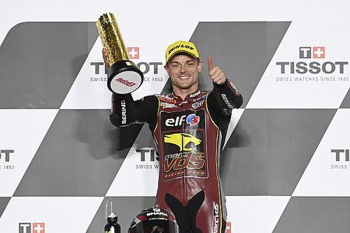 """Lowes: """"Si no tengo una buena oferta de MotoGP, prefiero seguir en Moto2"""""""