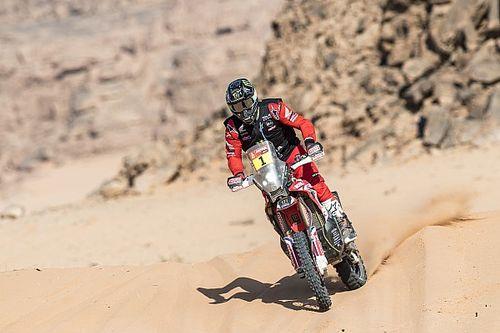 Monster Energy Honda Team Tuntaskan Misi di Reli Sonora