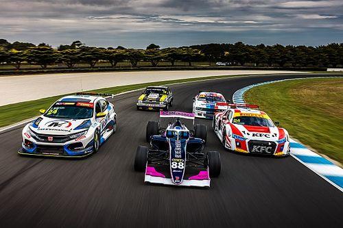 Motorsport.tv secures broadcast rights for TCR Australia, S5000