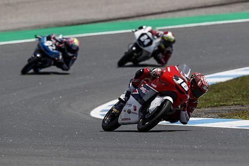 Hasil Kualifikasi CEV Moto3 Valencia: Mario Suryo Aji di Luar 10 Besar