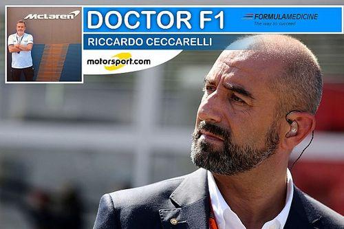 """Ceccarelli: """"Capelli all'inizio sbagliava alimentazione"""""""