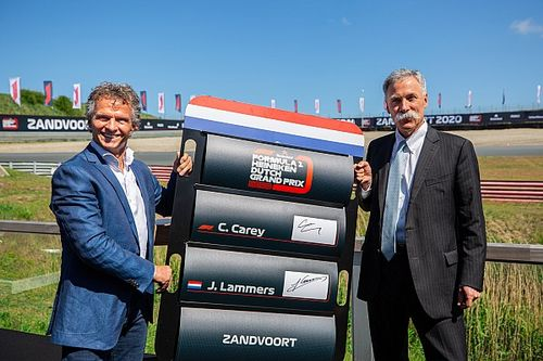 """Zandvoort: F1 without fans """"shouldn't cost us any money"""""""