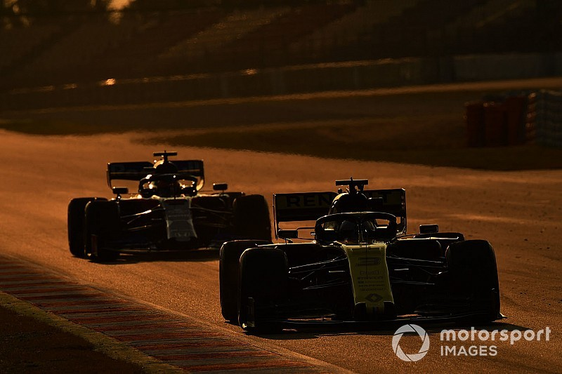 F1's bunched-up midfield could spring surprises in 2019