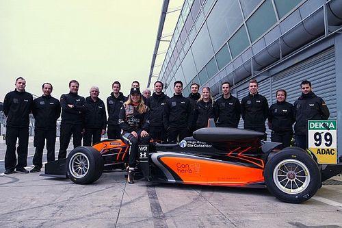 Sophia Floersch è tornata in pista a Monza a 4 mesi dal terribile incidente di Macao