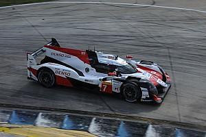 WEC, Sebring, Libere 3: Lopez tiene in vetta la Toyota #7