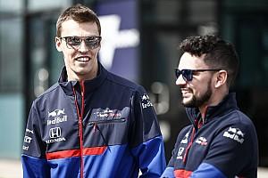 Квят и Toro Rosso почувствовали себя увереннее после Гран При Австралии