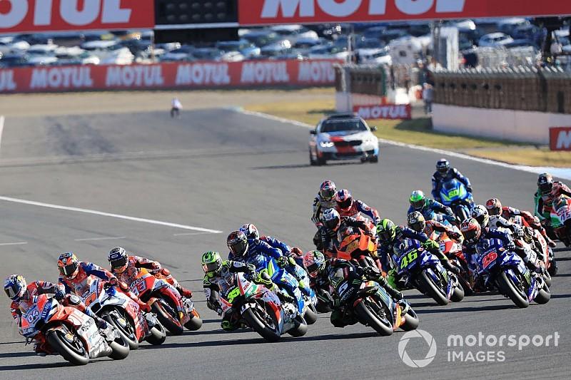 Le gare di MotoGP, Moto2 e Moto3 di Sepang sono state anticipate di 2 ore per evitare la pioggia