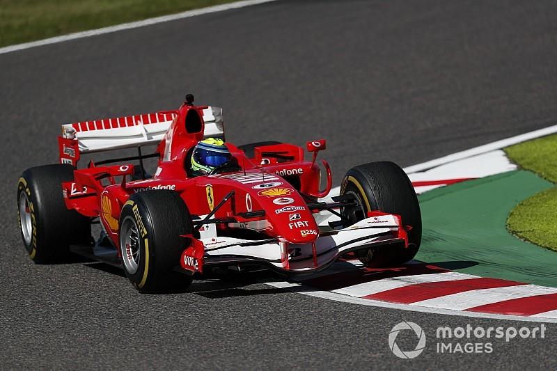 Масса оценил удовольствие от новых моторов в Ф1 выше, чем от V8
