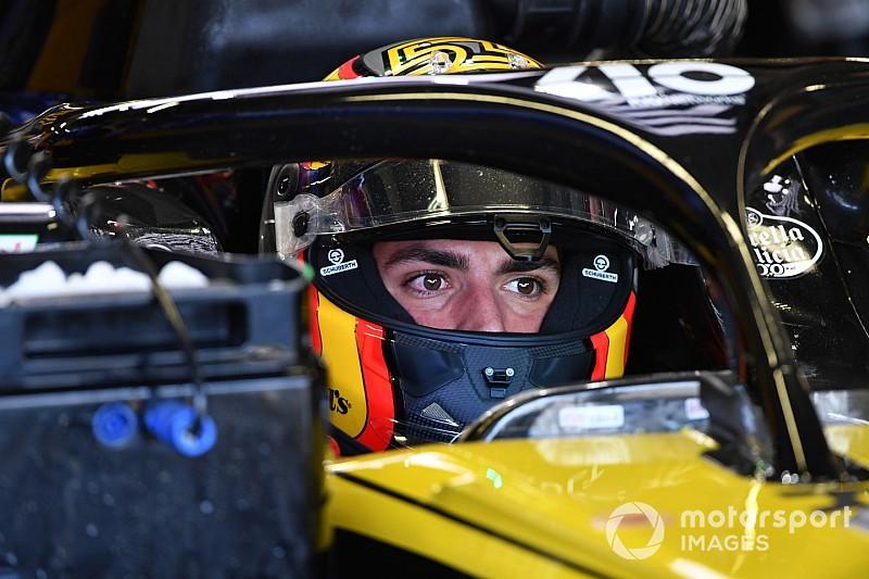 Sainz, 2019'da McLaren'dan mucize beklemiyor
