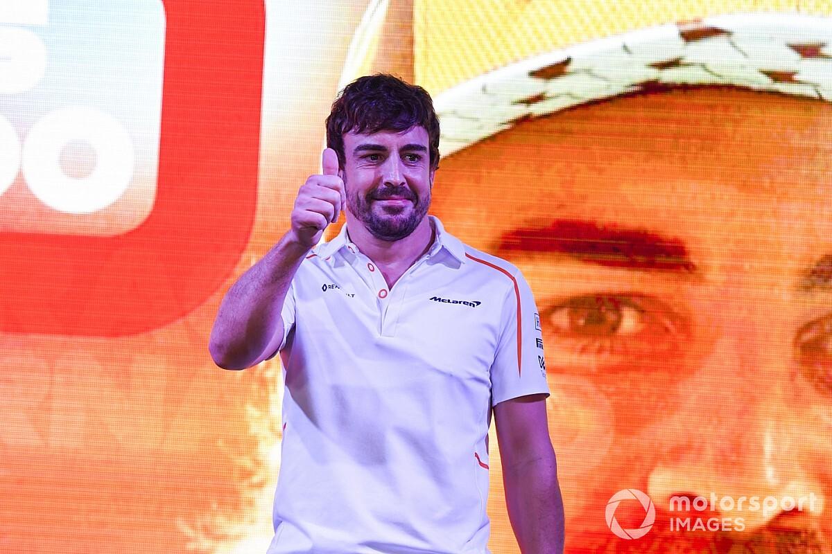 """McLaren lanza un vídeo de tributo al """"inimitable"""" Fernando Alonso"""
