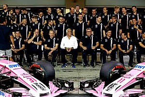 Racing Point verwacht pas in 2020 effect van investering Stroll te zien